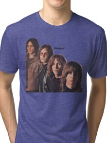 Iggy Pop The Stooges T-Shirt Tri-blend T-Shirt