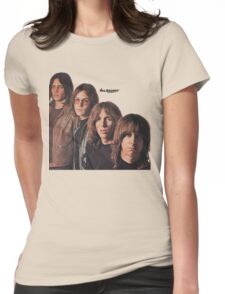 Iggy Pop The Stooges T-Shirt Womens Fitted T-Shirt