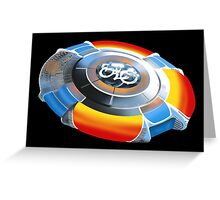 ELO Ship - Electric Light Orchestra Greeting Card
