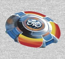 ELO Ship - Electric Light Orchestra Kids Tee
