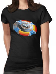 ELO Ship - Electric Light Orchestra Womens Fitted T-Shirt