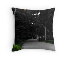 Lawrence Garden Throw Pillow