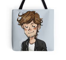 Smirking Louis Tote Bag