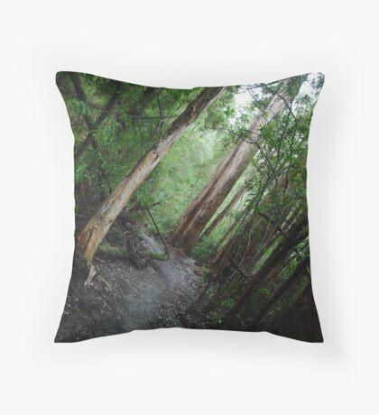 Tahune Forest, Tasmania Throw Pillow