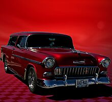 1955 Chevrolet Nomad by TeeMack