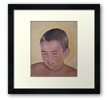 Raffaele Framed Print
