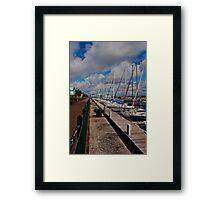 Freeport Framed Print