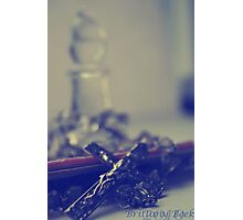 Catholic Still Life Photographic Print