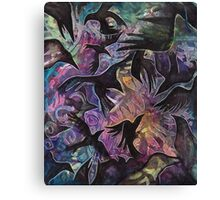 Crow of Crows Canvas Print