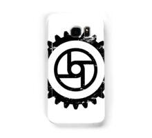 Gear-Transportation-Black Samsung Galaxy Case/Skin