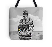 Jesse Pinkman Quotes Tote Bag