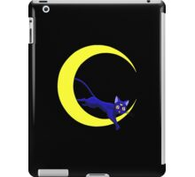 Luna Cat of Sailor Moon iPad Case/Skin