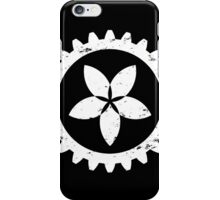 Gear-Agriculture-White iPhone Case/Skin