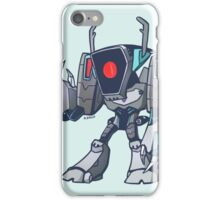 Shockwave from Transformers Animated Version A iPhone Case/Skin