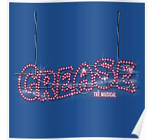 Grease: The Musical Poster