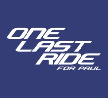 One Last Ride  by 61design