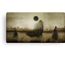 Nuptials of Zen Canvas Print