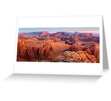 Hunt's Mesa Greeting Card