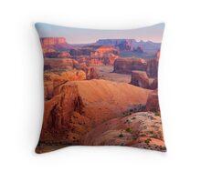 Hunt's Mesa Throw Pillow