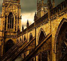York Minster by Alison Ward