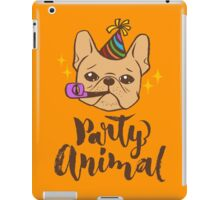 Party Animal iPad Case/Skin