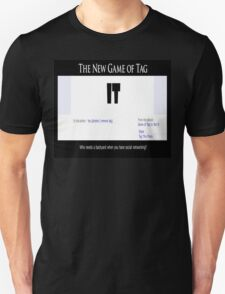 The New Game of Tag T-Shirt