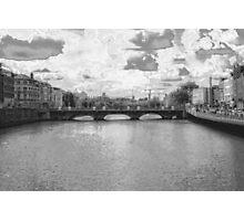Downtown - Dublin Photographic Print