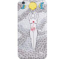 Moon Goddess iPhone Case/Skin