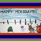 HAPPY HOLIDAYS FROM JOSELYN ROSE-2010 by linmarie