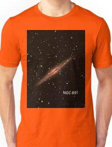 NGC 891 Unisex T-Shirt
