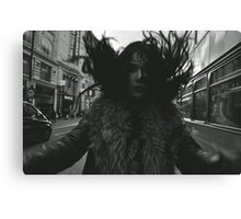SELFIE DEMONS. (Oxford Street, London) Canvas Print