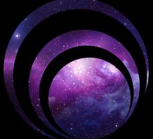 Galaxy spiral by airad