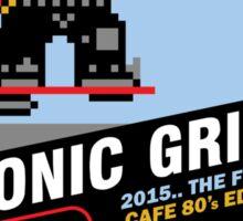 Bionic Griff Sticker