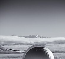 Mt John Observatory by Rob Dickinson