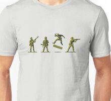 Khaki Kickflip Unisex T-Shirt