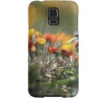 Helios Cliff Flowers -Vintage Russian Lens on Canon Eos Samsung Galaxy Case/Skin