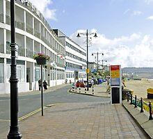 Along The Esplanade, Sandown by Rod Johnson