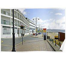 Along The Esplanade, Sandown Poster