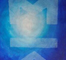 Mallory Knox- Asymmetry by graffiti-spray