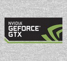 Nvidia GeForce GTX Logo by pavelic179