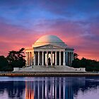 Jefferson Memorial by antonalbert1