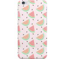 Cute Watermelon Pattern iPhone Case/Skin