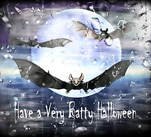 Have a Batty Halloween by Eva Thomas