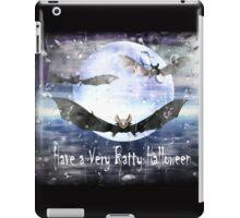 Have a Batty Halloween iPad Case/Skin