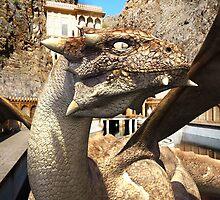 The Last Dragon by Avros