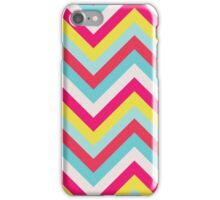 Summer Chevrons iPhone Case/Skin
