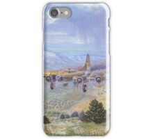 Her Majestys Last Landing iPhone Case/Skin