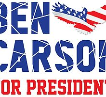 Ben Carson US Eagle by ESDesign