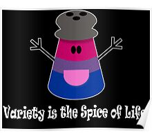 Parody: Variety is the Spice of Life! (Bisexual) Poster