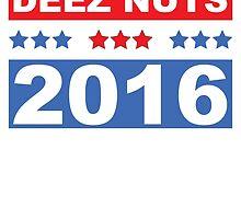 Deez Nuts 2016 by mintytees